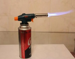 Давление в газовом баллончике для горелок