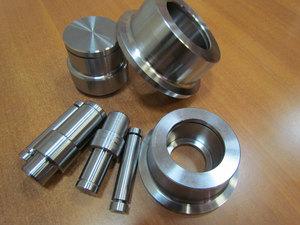Фрезеровочные работы по металлу