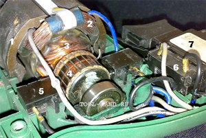 Чистотники регулятор оборотов электродвигателя 220в
