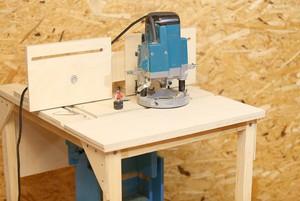 Фрезерные станки по дереву для домашней мастерской