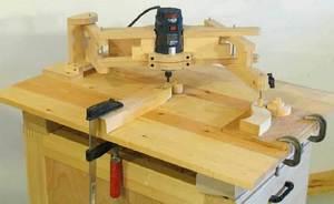 Фрезерный станок по дереву принцип работы