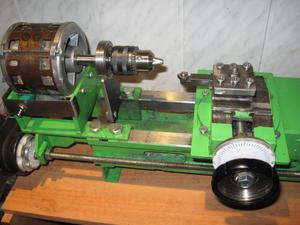 Особенности сборки токарного станка по металлу своими руками С электродвигателем