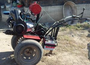 Самодельная коробка передач для мотоблока