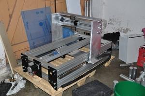 Как сделать фрезерный станок с чпу фото 606