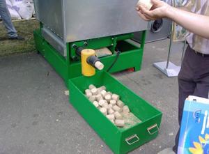 Изготовление пеллетов своими руками