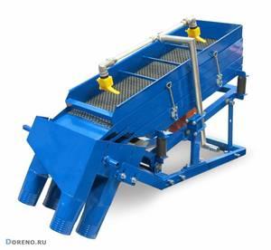 Оборудование для дробление и сортировки