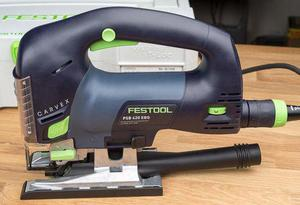 Электролобзик Festool Carvex PS 420 EBQ-Plus.