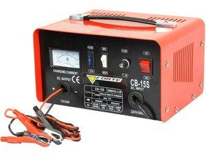 Схема пуско зарядного устройства для автомобильного аккумулятора