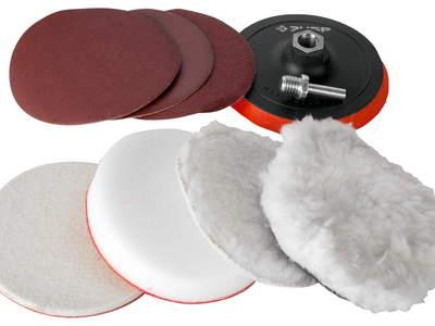 Насадка для полировки на шуруповерт особенности шлифовального и полировального круга советы по выбору шлифа для полировки