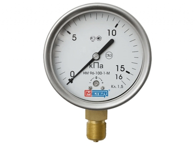 Как работает манометр давления?