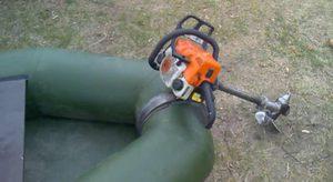 Что можно сделать из бензопилы