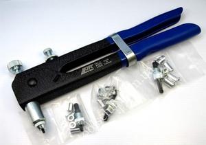 Заклёпочник ручной для установки резьбовых гаечных заклепок