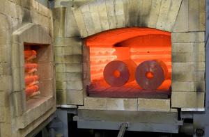 Где обрабатывается сталь