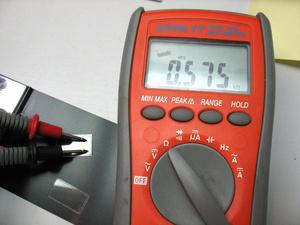 Удельная проводимость металлов таблица
