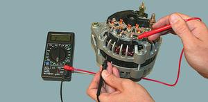 Способ проверить генератор