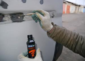 Способы очистки металла от ржавчины