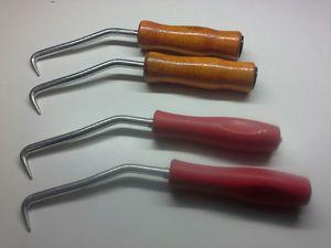 Виды крючков для вязания