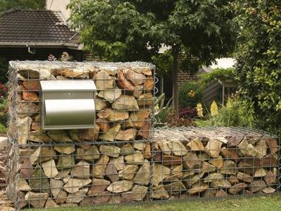 Габионы своими руками: пошаговая инструкция создания каменных конструкций на участке