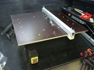 Что использовать для сборки стола