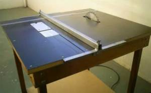 Как создать стол для пилы
