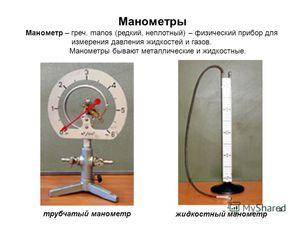 Как измеряется прибором