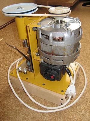 Самоделки из двигателя стиральной машинки